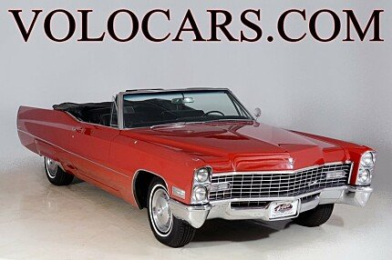 1967 Cadillac De Ville for sale 100746591